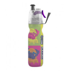 O2Cool 20OZ Insulated Arcticsqueeze Sip, Ar Partner Dog