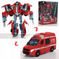 Transformer -Deformation Robot -Ambulance