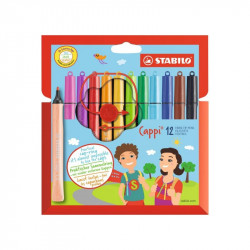 Stabilo Coloring Markers / Set of 12