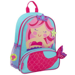 Stephen Joseph Sidekicks Backpack Mermaid 35.5 cm