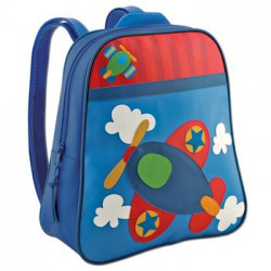 Stephen Joseph Go Go Bag Airplane 33 cm