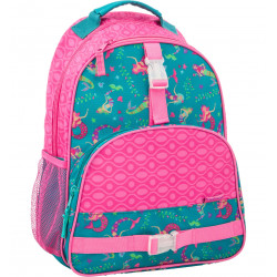 Stephen Joseph All Over Print Backpack Mermaid 40 cm