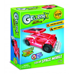 Greenex - Solar space mobile