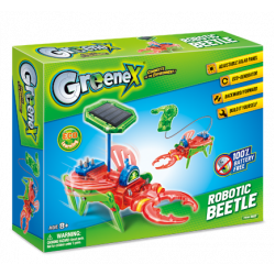 Greenex - Robotic beetle