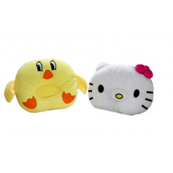 Baby Head Shaping Pillow, Hello Kitty or Tweety