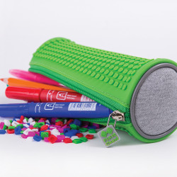 Pixie Pencil Case - GR-GREEN
