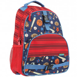 Stephen Joseph All Over Print Backpack Sports 40 cm