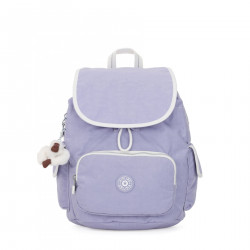 Kipling City Pack S Active Lilac Bl