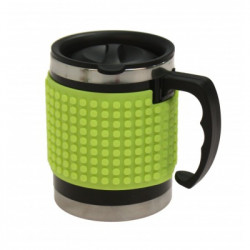 Pixelated-Cup-Neon-Green