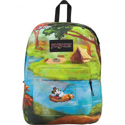 Jansport Disney High Stakes - Color: Forest Camp