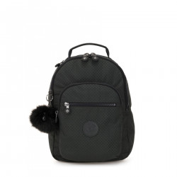 Kipling Clas Seoul S Powder Black