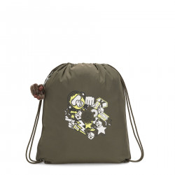 Kipling Supertapoo Light Garden Grey Fun