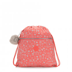 Kipling Supertapoo  Hearty Pink Met