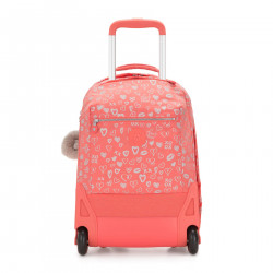 Kipling Soobin Light Hearty Pink Met