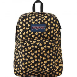Jansport Superbreak Glitter Hearts Color