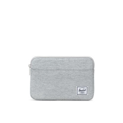 Herschel Anchor Sleeve Color: Light Grey Cros