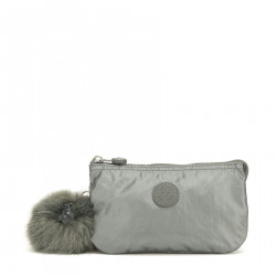 Kipling Creativity L Metallic Stony