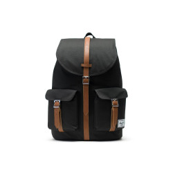Herschel Dawson Color: Black/Tan Synth