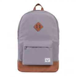 Herschel Heritage Color: Grey/Tan Synthe