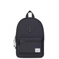Herschel Heritage Kids Color: Black/Black Rub