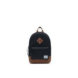 Herschel Heritage Kids Color: Blk/Sadle Brown