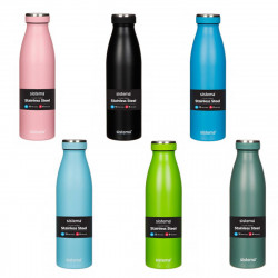 Sistema Stainless Steel Bottle 500ml