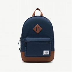 Herschel Heritage Kids Color: Nvy/Sadle Brown