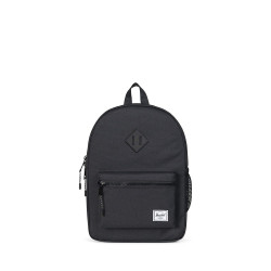 Herschel Heritage Youth Color: Black/Black Rub
