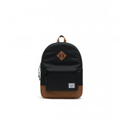 Herschel Heritage Youth Color: Blk/Sadle Brown