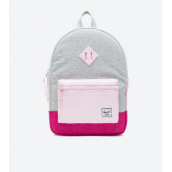 Herschel Heritage Youth Color: Ltgrycros/Vrybr