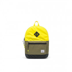 Herschel Heritage Youth Color: Sulfur Rfl/Oliv