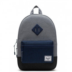 Herschel Heritage Youth XL Color: Mid Grey/Medivl