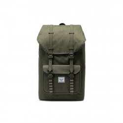 Herschel Little America Color: Olngt Crosh/Ol