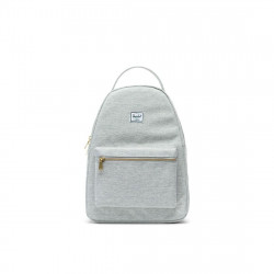 Herschel Nova Mid-Volume Color: Light Grey Cros