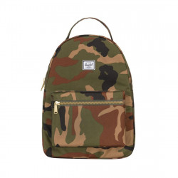 Herschel Nova Mid-Volume Color: Woodland Camo