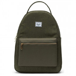 Herschel Nova Mid-Volume Color: Olngt Crosht/Ol