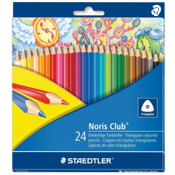 Staedtler Coloring Pencils / Set of 24