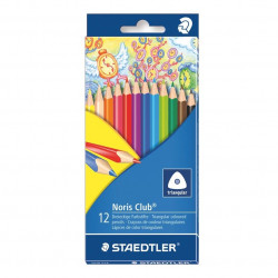 Staedtler Coloring Pencils / Set of 12