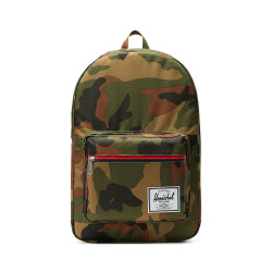Herschel Pop Quiz  Color: Woodland Cmo/M