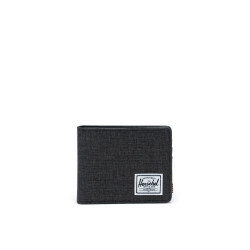 Herschel Hank RFID Color: Black/Black Syn