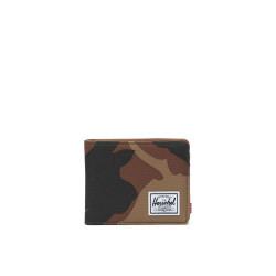 Herschel Hank RFID Color: Wdcm/Tanlthr