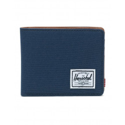 Herschel Hank RFID Color: Navy/Red
