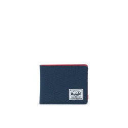 Herschel Roy + Coin RFID Color: Navy/Red
