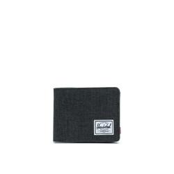 Herschel Roy + Coin RFID Color: Blackhatc