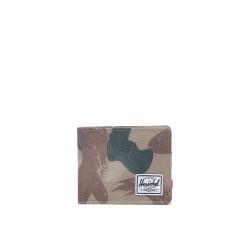 Herschel Roy + Coin RFID Color: Brush Camo
