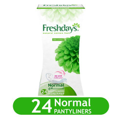 Freshdays Normal 24 pieces