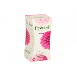 Freshdays Normal Scented 24 pieces