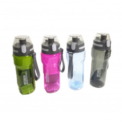 Woben Plastic Water Bottle, 600 ml