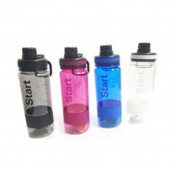 Plastic Water Bottle, 700 ml