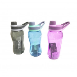 Woben Plastic Water Bottle, 750 ml